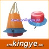 Nylon foldable hat