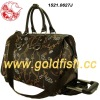 2012 best selling classic monogram print Fashion Trolley Bag & travel luggage