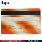 5C magnetic stripe card