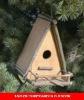 luxury wooden bird house BH0026