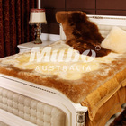 Very good Bed cushion Fur mink skin and mink