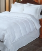 100% Cotton White Goose Down Filled Comforter