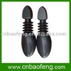 plastic shoe enlarger making