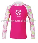 children rash guard