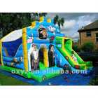 Wizard Magic bouncy house BC-370