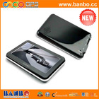 Popular mediatek gps navigator with ebook reader, bluetooth