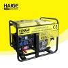 HAIGE 5kva Diesel Welding Machine Generator