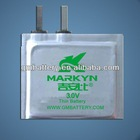 Medical devices battery