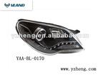auto led head lamp for VW BORA 2010