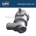 car thermostat housing ford transit spare parts 924F-9K457-AD