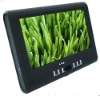 7'' portable lcd tv,digital TV,DVB-T TV standard,DJ-8080A