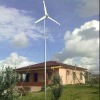 Horizontal axis wind turbine generator / windmill 5KW