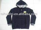 Boy's hoodies with y/d stripe yoko cuff