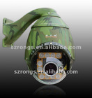IR PTZ laser high speed dome camera
