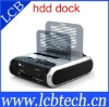 HDD Docking USB3.0 Station D2 Wifi +USB+Esata+Readcard +Cloning Function