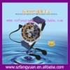 2010 fashion waterproof watch with mp3 and video