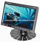 car lcd monitor car tv bus tv