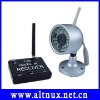 4 Channels digital wireless camera receiver SN69