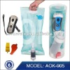 outdoor water bag for emergency ues, Remove harmful micro-organisms