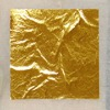 pure gold leaf