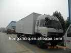 Dongfeng 220HP long cargo box truck