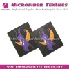 Promotional printed microfiber eyeglass cleaning cloth,lens cleaning cloth