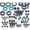 natural and synthetic rubber products
