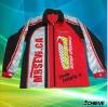custom sublimation 100 polyester jacket winter jacket