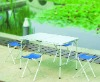 folding table set with MDF tabletop DN-M10