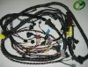 Automobile chassis wire harness