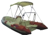 FRP rigid inflatable boat