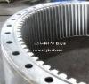 Large gear machining