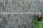 metal panel material-PU decorative metallic panel