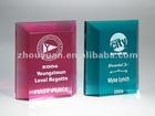 Acrylic Trophy Plexiglass Prize Medal Acrylic Award