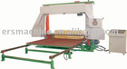 ERS-H02 Horizontal polyurethane foam sheet cutting machine