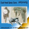 Spraygun Dualhead For Chrome spray plating