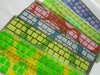Colorful silicone keyboard covers
