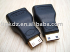 mini hdmi adapter for camera, cellphone, laptop 1.4 full 1080p