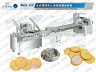 french cookies sandwiching machine