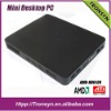2012 NewArrival AMD APU E350 Dual Core Mini PC Computer