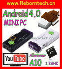 MK802 Android 4.0 mini TV Google IPTV Smart Box PC
