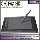 2048 levels 10*6.25 cheap graphics tablet H610