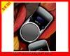 Solar Powered Mini Bluetooth Handsfree Car Kit Caller ID And English Name Display BT-010