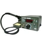 LED digital display soldering station