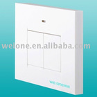 OEM/ODM 2 ways wireless remote control switch wireless switch
