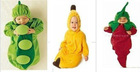 Baby sleeping bags cute Pea, chilli, banana designs long sleeping bags