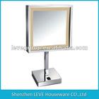 Popular square LED vanity mirrors
