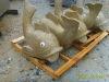 granite fish carvings
