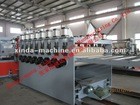 1220mm wpc decking board machine