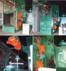 Double Hanger Shot Blasting Machine-Q376,Q378,Q3710,Q3720,Q3750,Q3780